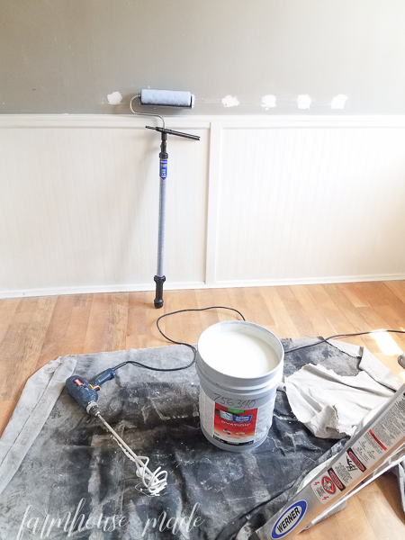 These are the only supplies you need to paint a room fast, and like a pro! Get some tips to have your room done fast.