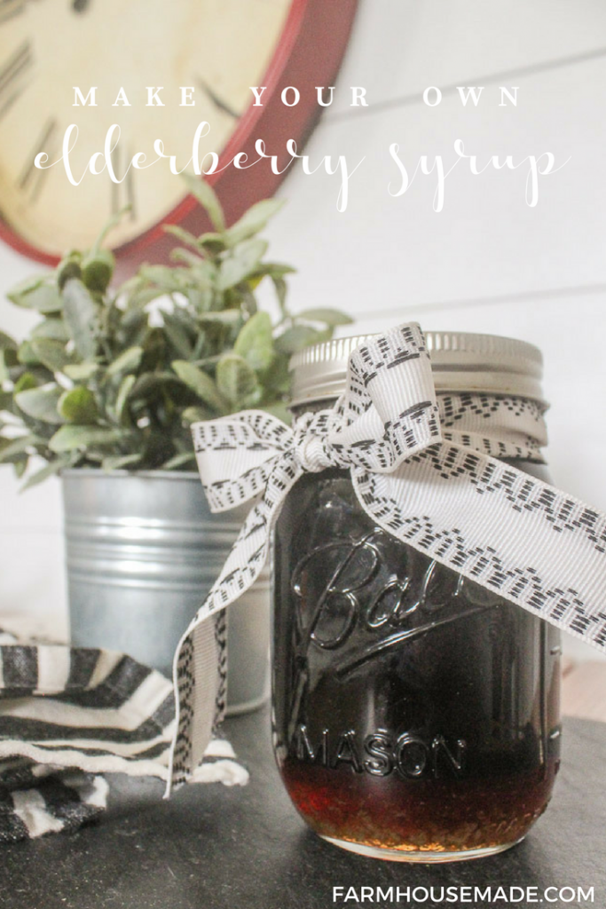 Whole dried organic elderberries are jam-packed with immune strengthening goodness! Learn how to use these to make your own elderberry syrup, with organic and healthy ingredients!